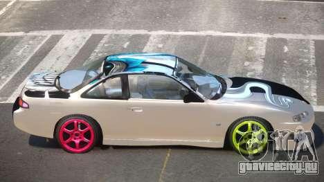 Nissan Silvia S14 D-Style PJ для GTA 4