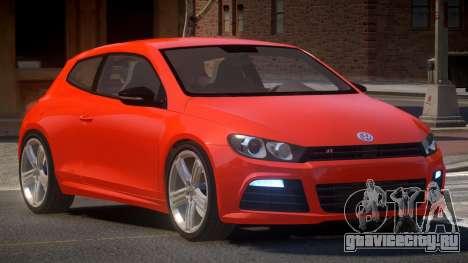 Volkswagen Scirocco LT для GTA 4