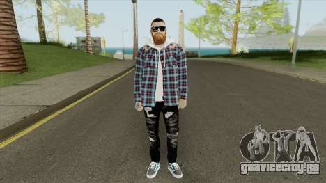 Miky Woodz для GTA San Andreas