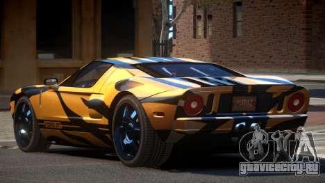 Ford GT S-Tuned PJ5 для GTA 4