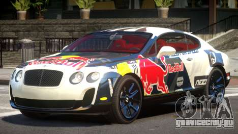 Bentley Continental RT PJ2 для GTA 4