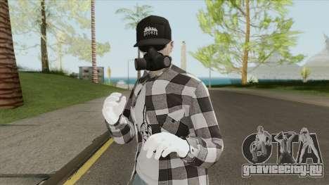 Skin Random 3 (GTA Online) для GTA San Andreas