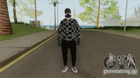 Skin Random 2 (GTA Online) для GTA San Andreas