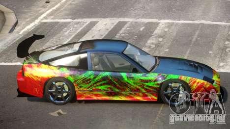 Nissan 240SX D-Style PJ2 для GTA 4