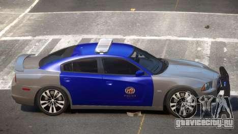 Dodge Charger TDI Police для GTA 4