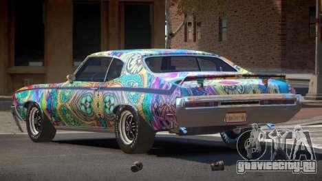 Buick GSX R-Tuned PJ5 для GTA 4