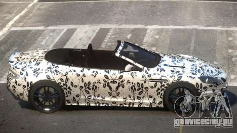 Aston Martin DBS Volante PJ5 для GTA 4