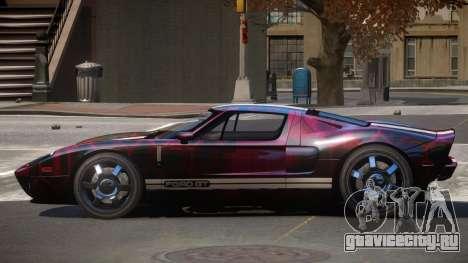 Ford GT S-Tuned PJ3 для GTA 4