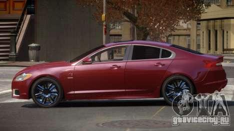 Jaguar XFR R-Tuned для GTA 4