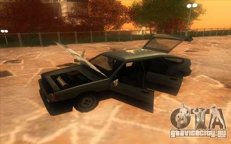 Blista Liftback для GTA San Andreas