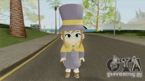 Hat Kid (A Hat In Time) для GTA San Andreas
