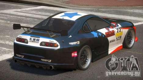 Toyota Supra SR PJ6 для GTA 4