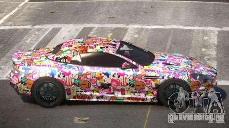 Aston Martin DBS RT PJ6 для GTA 4