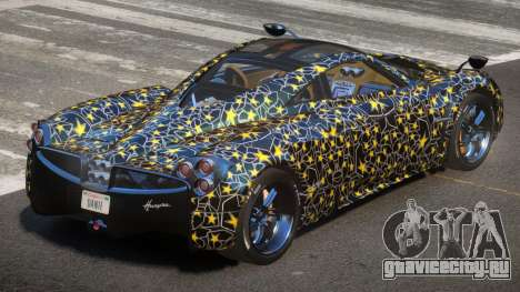 Pagani Huayra R-Tuned PJ4 для GTA 4
