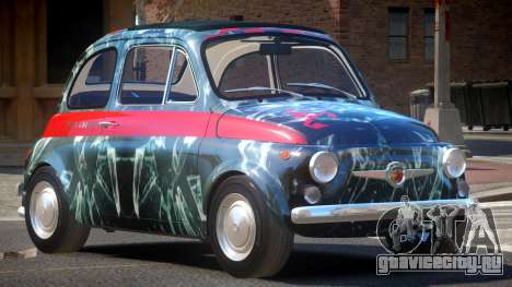 1973 Fiat Abarth PJ6 для GTA 4