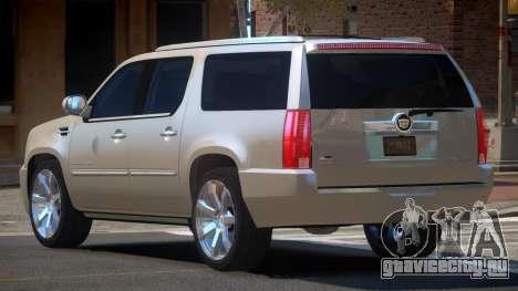 Cadillac Escalade E-Style для GTA 4