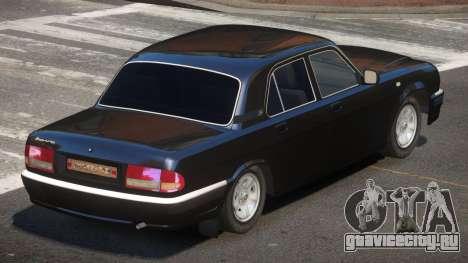 GAZ 31105 LT для GTA 4