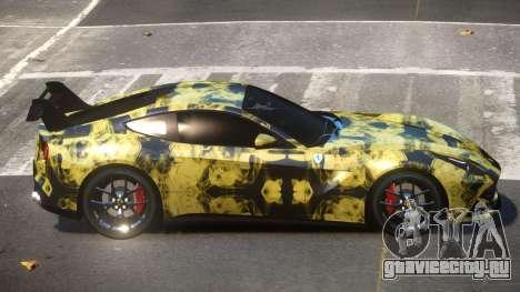 Ferrari F12 GT-S PJ4 для GTA 4