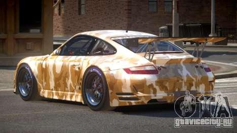 Porsche GT3 R-Style PJ5 для GTA 4