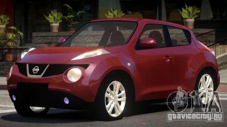 Nissan Juke RS для GTA 4