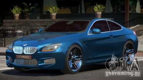 BMW M6 F12 G-Style для GTA 4