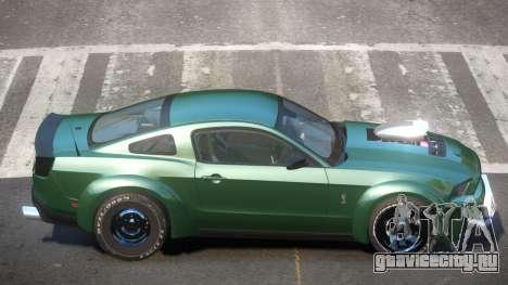 Ford Shelby GT500 Custom для GTA 4