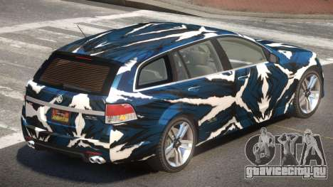 Holden VE Commodore RT PJ1 для GTA 4