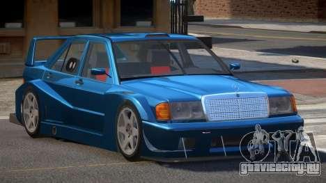 Mercedes-Benz 190E R-Tuning для GTA 4