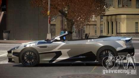 Aston Martin DBS Volante PJ6 для GTA 4