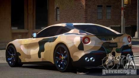Ferrari F12 GT-S PJ3 для GTA 4