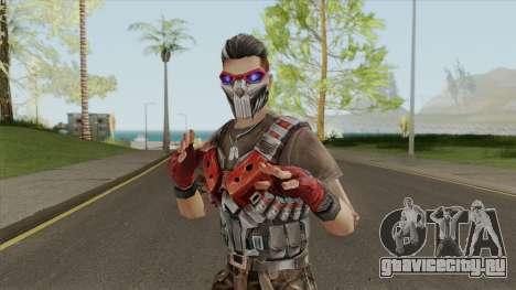 Evil Bone (Free Fire) для GTA San Andreas
