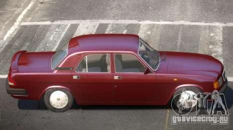 GAZ 3110 V1.3 для GTA 4
