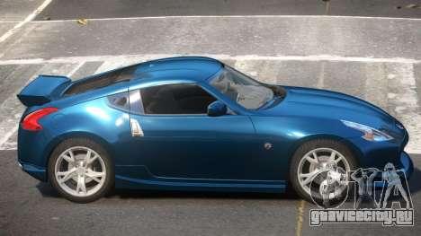 Nissan 370Z SR для GTA 4