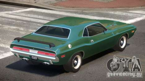 Dodge Challenger RT H-Style для GTA 4