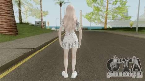 Rose Park (Blackpink) для GTA San Andreas