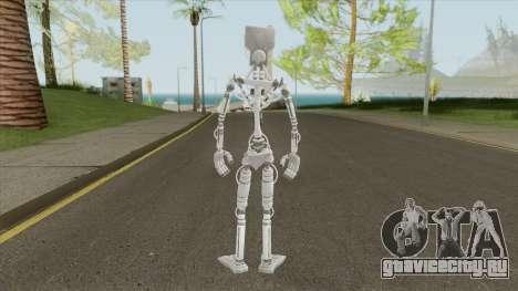 Endoskeleton (FNAF) для GTA San Andreas