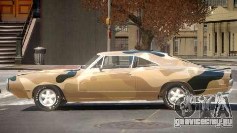 Dodge Charger 440 PJ3 для GTA 4