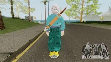 Trunks (Future) V1 для GTA San Andreas