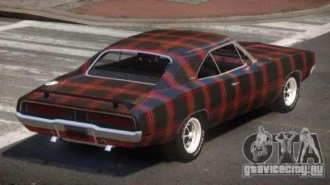 1966 Dodge Charger SR PJ2 для GTA 4