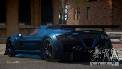 Gumpert Apollo R-Style для GTA 4