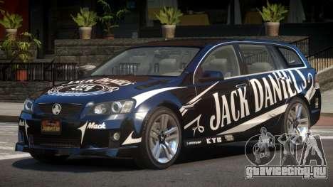 Holden VE Commodore RT PJ6 для GTA 4