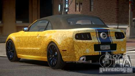 Ford Mustang GT CDI PJ4 для GTA 4