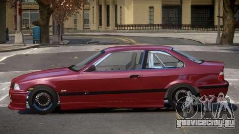 BMW M3 E36 R-Tuned для GTA 4