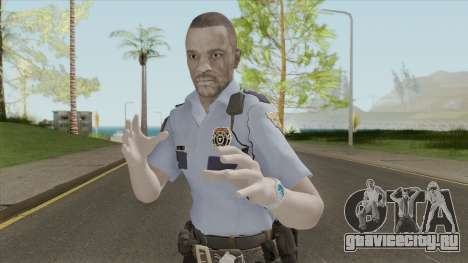 Marvin Branagh (RE3: Remake) для GTA San Andreas