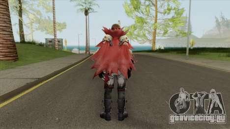 Fire Skeleton (Free Fire) для GTA San Andreas