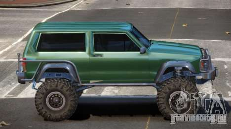 Jeep Cherokee Off-Road для GTA 4