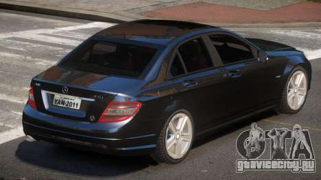 Mercedes Benz C180 ST для GTA 4