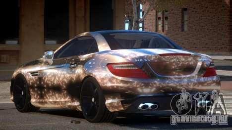 Mercedes Benz SLK Qz PJ2 для GTA 4