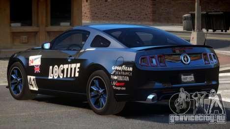 Ford Mustang B-Style PJ6 для GTA 4