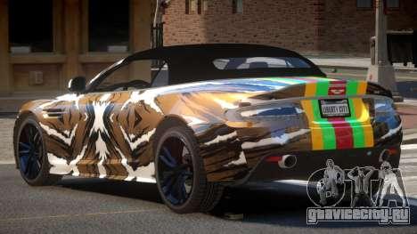 Aston Martin DBS LT PJ1 для GTA 4